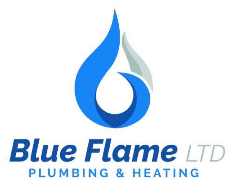 blue flame jpeg logo
