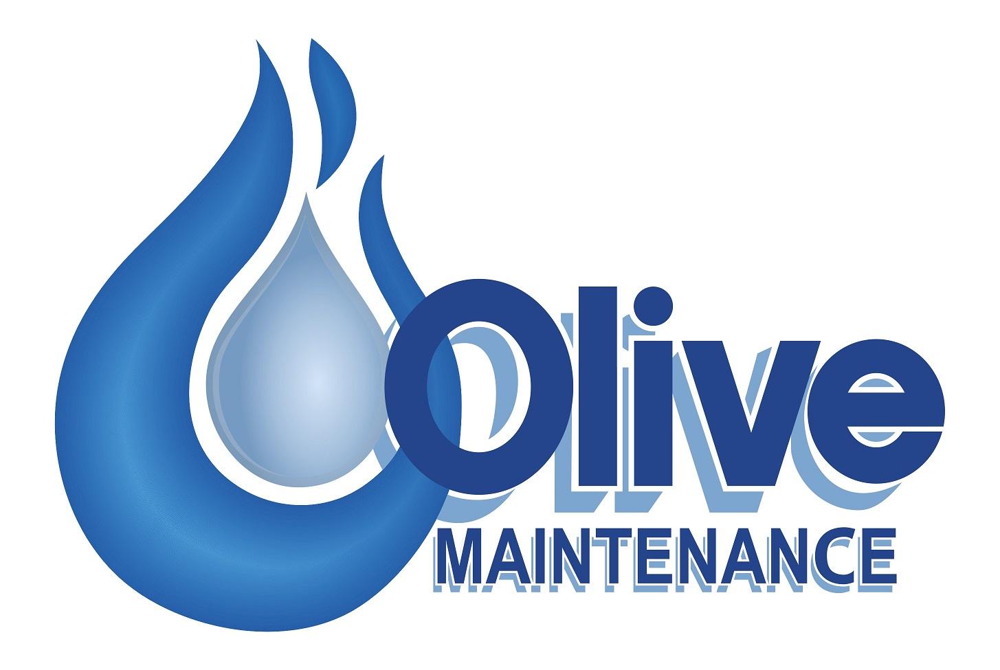 olive maintenance logo